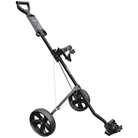 Masters 1 Series Cart Golftrolley schwarz