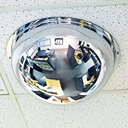 Relius Solutions Panoramic Full-Dome Mirror - 18\