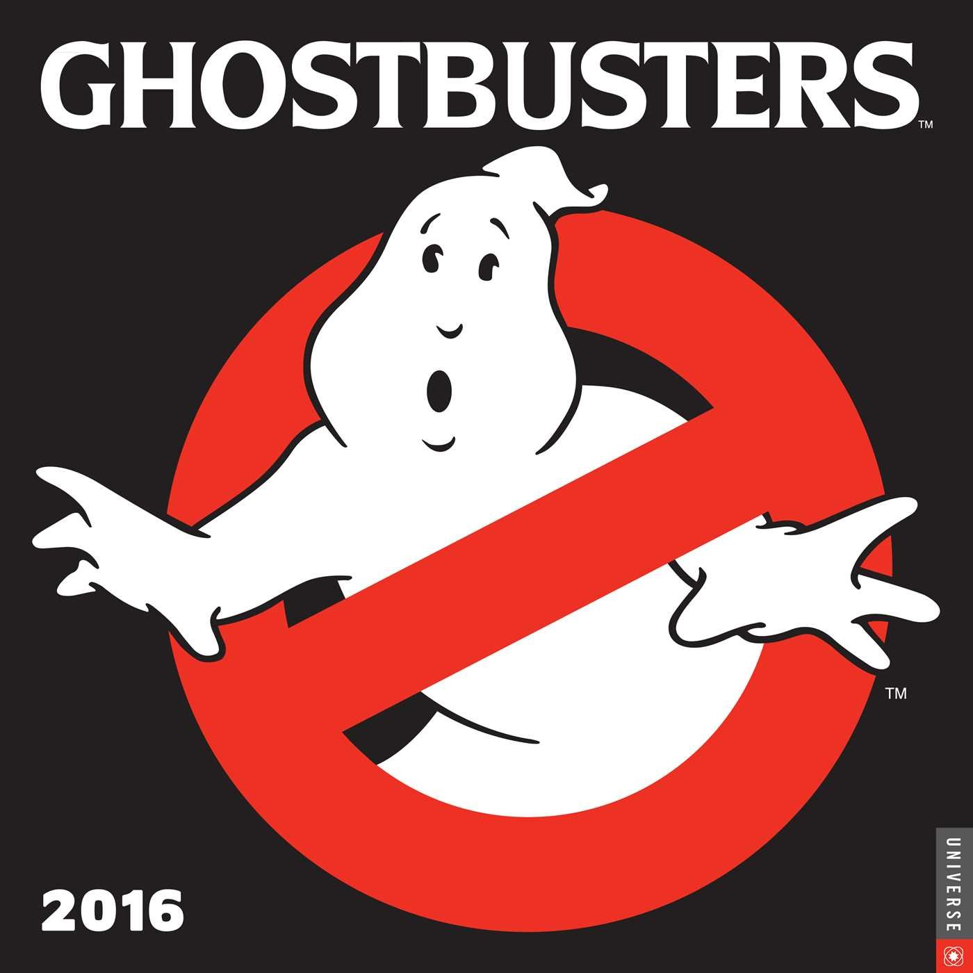 Download Ghostbusters 2016 Wall Calendar pdf epub