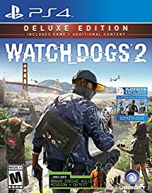 Watch Dogs 2: Deluxe Edition - PS4 [Digital Code]