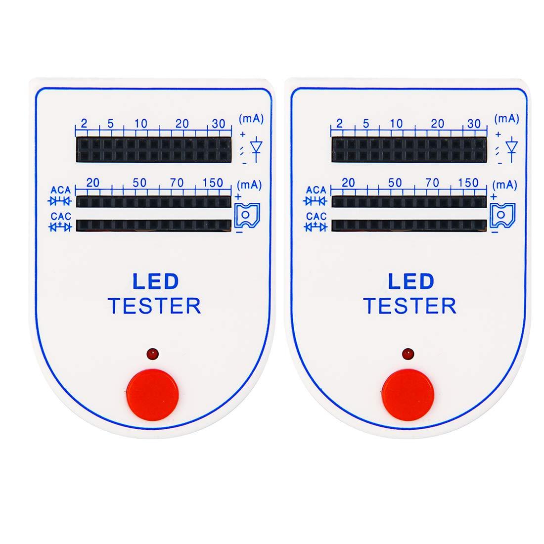 LED Tester Box Mini Light-emitting Diode Piranha tester BOX  EL