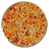 Garnet Red Transparent Fusible Glass Coarse Frit - 4oz - 90COE - Made from Bullseye Glass