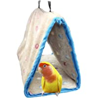 Refugio cálido de invierno para pájaros