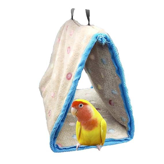 Refugio cálido de invierno para pájaros: Amazon.es: Productos para mascotas