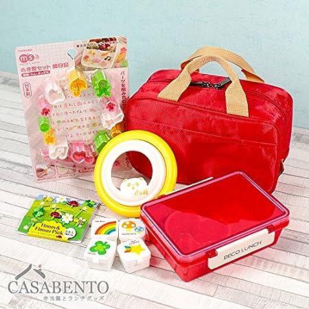 casabento – Pack caja de merienda niños – pequeños duendes des madera: Amazon.es: Hogar