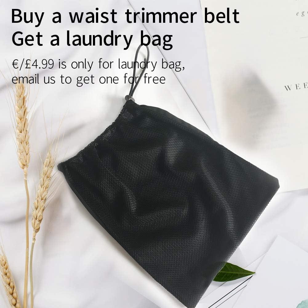 Picotee Schwitzg/ürtel Hot Belt 50℃ Elektrisch W/ärme Fettverbrennung G/ürtel Kein Geruch Bauchwegg/ürtel Fitnessg/ürtel Saunag/ürtel Bauchg/ürtel