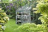 Home-Complete HC-4202 Walk-In Greenhouse- Indoor