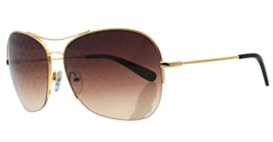 f76acd73961 Amazon.com  Tory Burch Ty 6020 Ty6020 Sunglasses 106 84 Gold Gold 62 ...