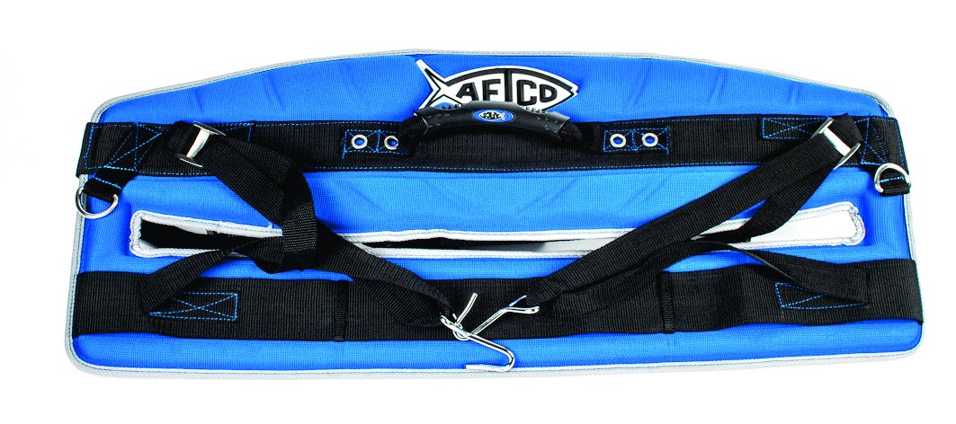 Aftco HRNS1BLUE Max Force Harness Blue