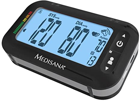 Medisana SL 300 Connect Muñeca Automático 2usuario(s) - Tensiómetro (LCD, 650