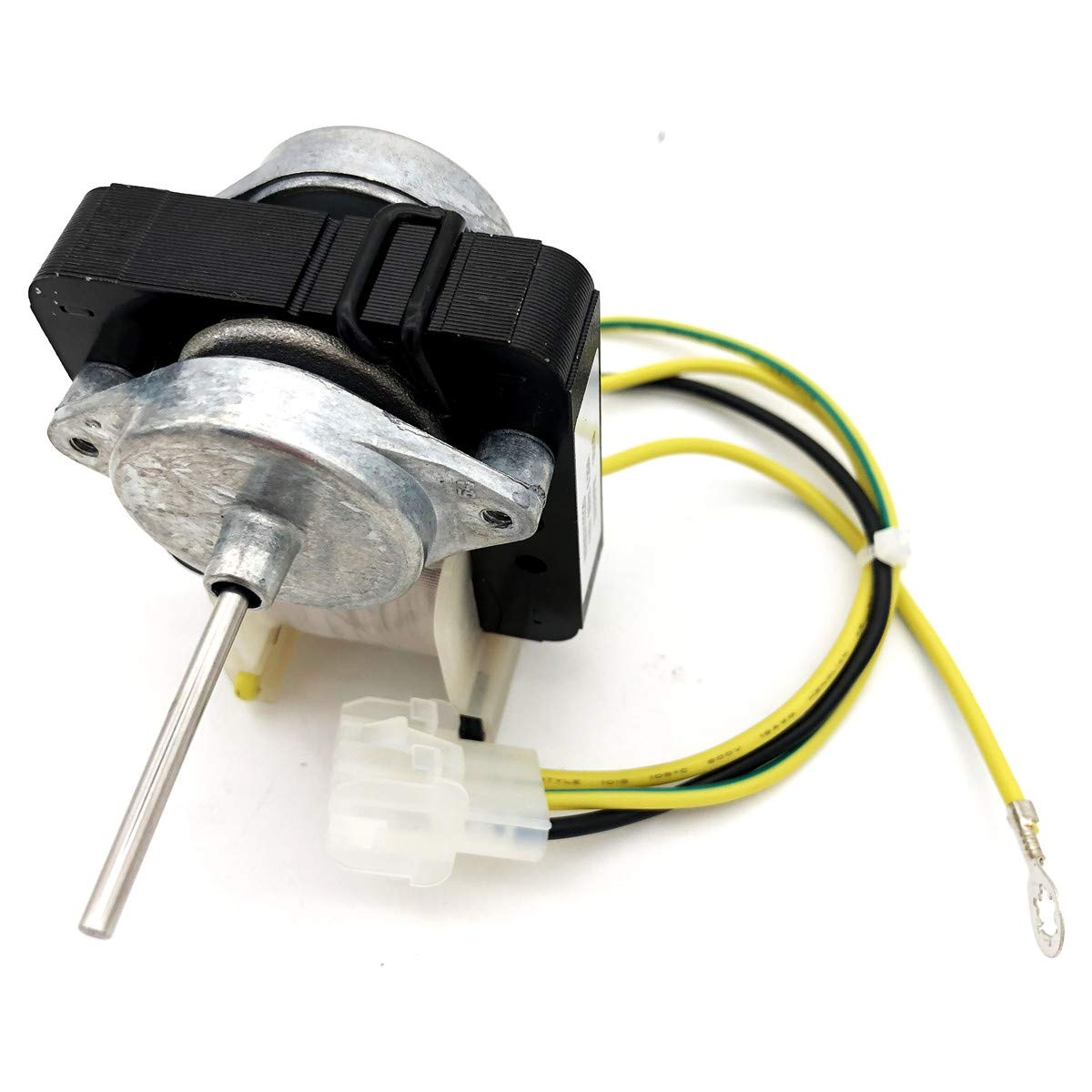 Refrigerator Condenser Cooling Fan Motor Replacement for Part# WR60X10220- Fit for General Electric GE Refrigerators Replaces AP4298602,1257132,AH1766247,EA1766247,PS1766247,WR60X10133,WR60X10171,WR60