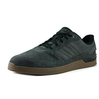 adidas Skateboarding Men's ZX Vulc Dgh Solid Grey/Dgh Solid Grey/Gum5  Sneaker 11.5