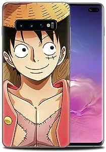 for Samsung Galaxy S10 Plus Skin - Anime - Luffy - One Piece