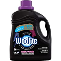 Woolite Darks, Laundry Detergent, Mega Value Pack, 2.96 L, With Colour Renew - Clothes Look New Longer 1 Count, 66 Loads