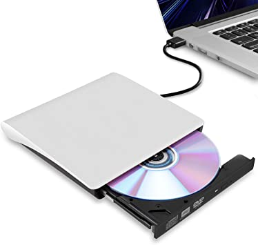 USB 2.0 External CD//DVD Drive for Acer travelmate 2313