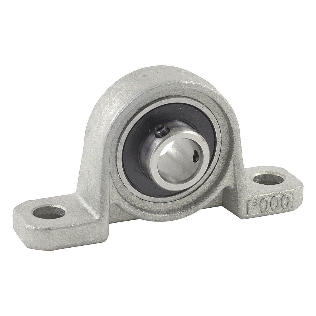 10mm de diamètre intérieur en acier inoxydable automatique Oreiller Bloc Roulement à billes