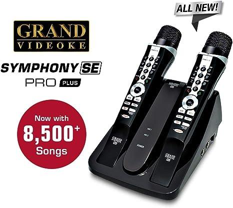 Grand Video Symphony SE Pro Plus (TKR-372MP+): Amazon.es ...