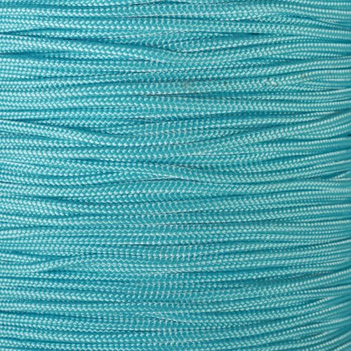 PARACORD PLANET 10, 25, 50, and 100 Foot Hanks of 425 Paracord (3mm) Made of 100% Nylon For Tactical, Crafting, Survival, General Use, and Much More!]()