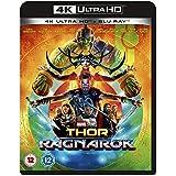 Thor Ragnarok [4K ULTRA HD + BLU.RAY] [UK Import]
