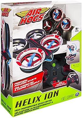 Air Hogs Helix Ion Listo para Usar Motor eléctrico - helicópteros ...