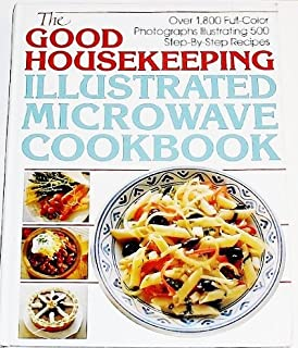 The Magic of Microwave Cookbook