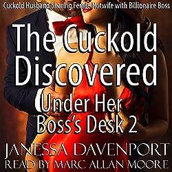 Under Her Boss's Desk 2