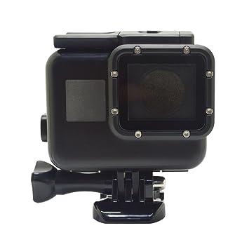 avidet GoPro Hero 5 Black Repuesto estándar Agua Densidad Carcasa Case para GoPro Hero 5 Black negro negro