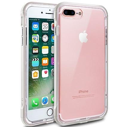 Amazon.com: LOEV - Carcasa para iPhone 7 Plus, iPhone 8 Plus ...