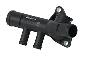 URO Parts 06A121132AQ Cooling Hose Flange
