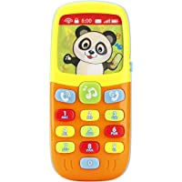 Baybee Baby Phone/Learning Mobile Phone Toy for Kids -Amazing Sound and Light Toy for Best Gift for Kids
