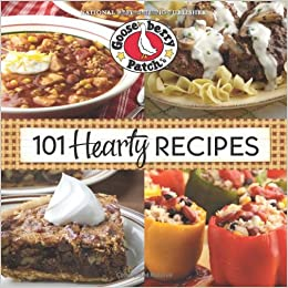 101 Hearty Recipes 101 Cookbook Collection Gooseberry Patch