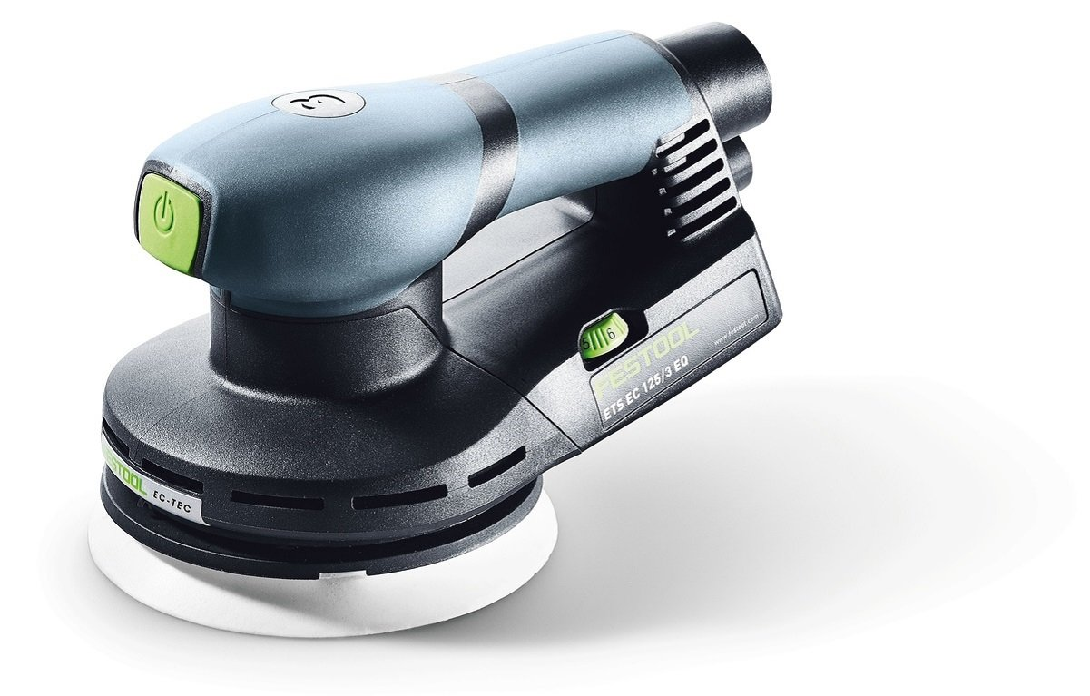 Festool 571897 ETS EC125 3 EQ 5 Random Orbit Sander