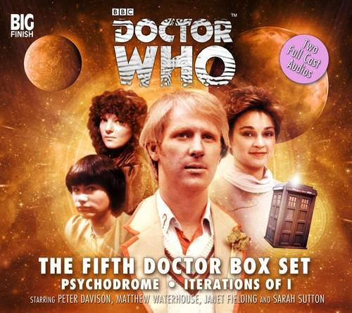 The Fifth Doctor Box Set (Doctor Who) (Set Who Box Doctor)