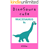 Dinosaurs 26 Cute Photobook : for kids (Bedtime stories book series for children 86)