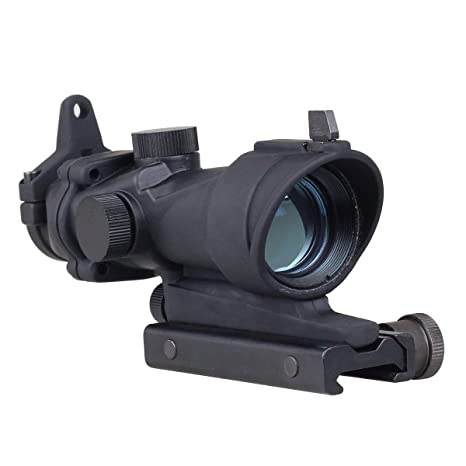 Tactical 1 X 32 Red Green Dot Sight Scope with 20mm Weaver Rail Mount for Rifle