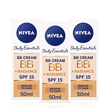 NIVEA Diarios Esenciales BB Cream 5-en-1 Beautifying Crema ...