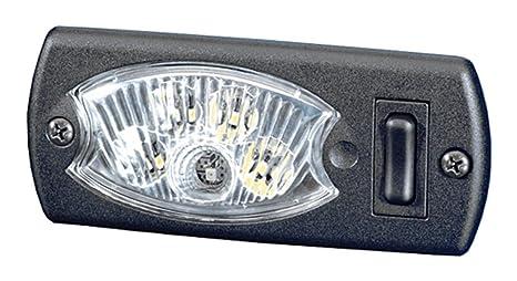 Plafoniere Per Auto A Led : Hella ja plafoniere oval e led v luce nottico