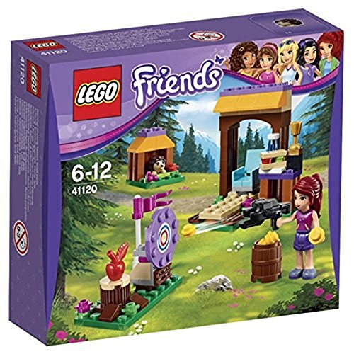 Friends Abenteuercamp Bogenschie En
