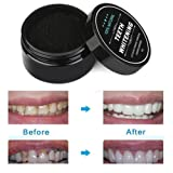 PLOT Teeth Whitening,Powder Natural Organic Activated Charcoal Bamboo Toothpaste