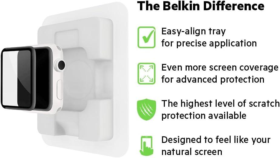 Belkin ScreenForce - Protector de Pantalla Edge to Edge Ultraglass ...