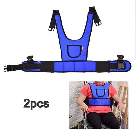 Cinturón ajustable para silla de ruedas, Correa de asiento de ...