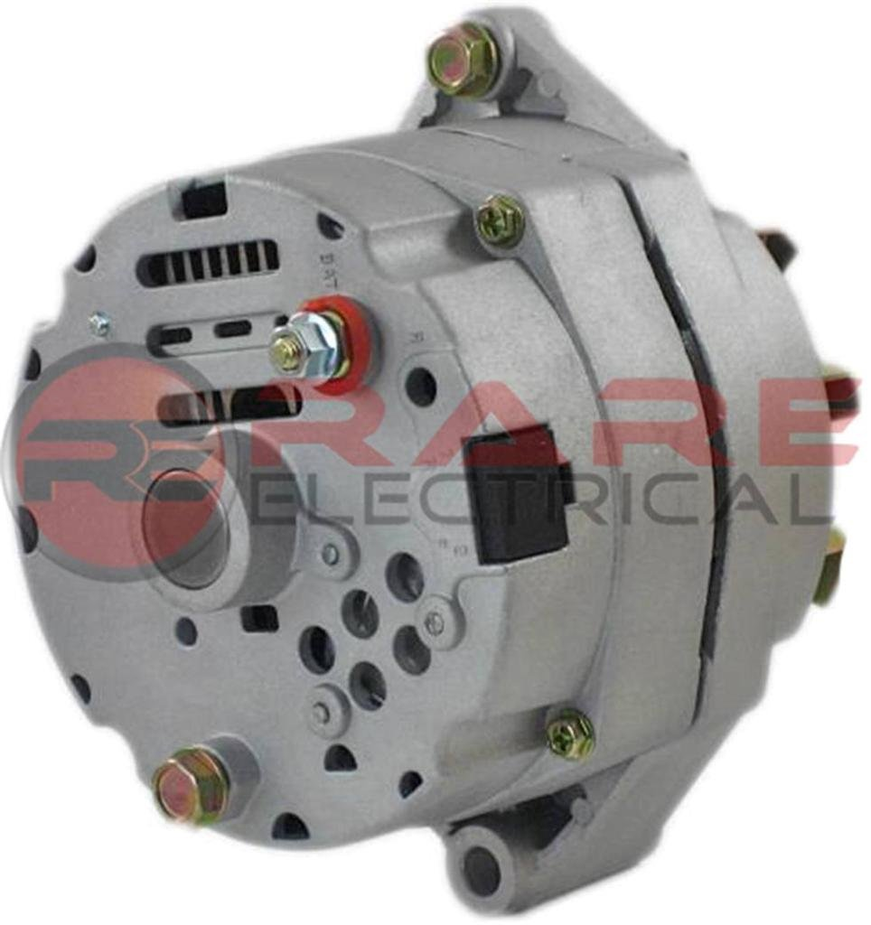 Amazon.com: NEW ALTERNATOR FITS 10SI DELCO 1 WIRE SELF ENERGIZING HOOKUP 50  AMP 24 VOLT SE24Vv: Automotive