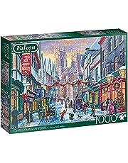 Falcon de luxe Christmas in York 1000 stukjes
