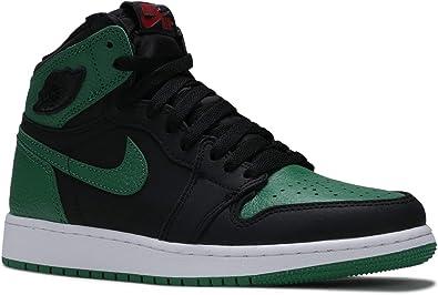 Amazon Com Air Jordan 1 Retro High Og Gs 575441 030 Size 4 5