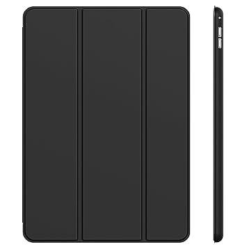 iPad Pro Funda, JETech® Slim Fit iPad Pro Funda Carcasa Smart Case con Stand Función Auto-Sueño/Estelar para Apple iPad 12.9 - 2015 Versión (Negro)