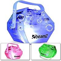 BeamZ B500LED Transparente - Máquina de Burbujas (220