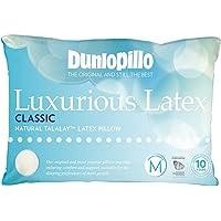 Luxurious Latex Classic Medium Profile & Medium Feel Pillow by Dunlopillo