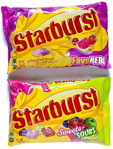 starburst-large-flavor-bundle-114-oz-bag-of-favereds-flavor-1-14-oz-bag-of-sweet-and-sours-flavor