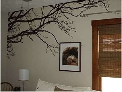 Amazon.com: FunDecor Environment Friendly Tree Branch Branches Wall ...