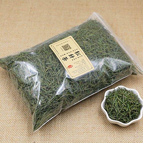 Teriya Changbai Mountain wild medicinal powder dried pine tea pine needle pine needle tea Health-Enhancing Herbal Tea 250g - Tea Needle Pine